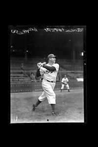 1940 Babe Phelps Brooklyn Dodgers Original Cellulose Negative by Charles Conlon