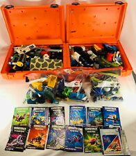 1984 Fisher Price Construx Multiple Sets 2 Containers full and 3 gallon bags