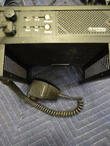 Motorola Radius M120... Powers up was functioning when taken out of service.