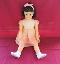 "Vintage PLAYPAL Doll Play Pal 35"" Brunette"