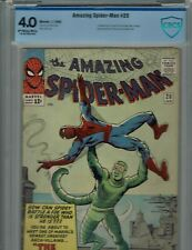 Amazing Spider-Man #20 CBCS 4.0 Off-White/White 1st Appearance Scorpion