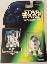 Star Wars Power of The Force - R2-D2 with Light-Pipe Eye Port Action Figure 1995