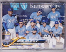 Royals TEAM SET Alex Gordon Salvaor Perez 2018 All-Star Topps Silver Foil Stamp