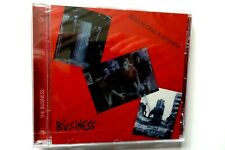 THE BUSINESS singalonga business CD oi! punk skinhead