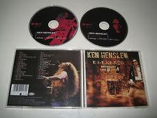 KEN HENSLEY/ELEMENTS ANTHOLOGY 1968-2005(CASTLE/CMQDD1162)2xCD ALBUM