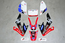 Dirt Pit Bike Fairing Plastic Decal Graphics 50cc 70cc TAOTAO ROKETA SUNL BAJA S