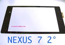 "Kit VETRO+TOUCH SCREEN per ASUS GOOGLE NEXUS 7 2° GENERAZIONE Vetrino Display 7"""