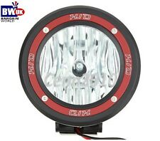 "4"" HID Red Xenon Driving Light Off Road Beam Spot light Car SUV Jeep ATV 4x4 UK"