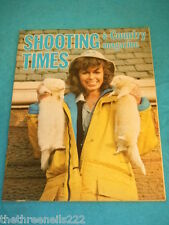 SHOOTING TIMES AND COUNTRY MAGAZINE - JUNE 21 1979