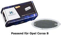 Premium LED Kennzeichenbeleuchtung Opel Corsa B 1993-2002 KB12