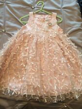 Girls Party Christmas wedding flower girl  Dress Age 3