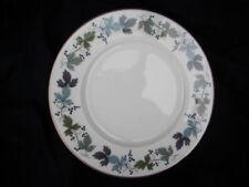 Burgundy Porcelain/China Dinner Plate Royal Doulton Porcelain & China