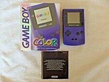 Nintendo Game Boy color - ovp