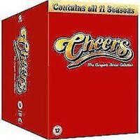Cheers Stagioni 1 A 11 Collezione Completa Nuovo DVD Region 2
