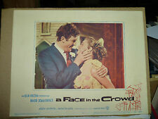 A FACE IN THE CROWD, orig 1957 LC #2 (Andy Griffith) - Elia Kazan film