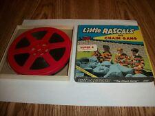 VINTAGE SUPER 8 KEN FILMS INC LITTLE RASCALS THE CHAIN.