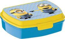 Minions Minion Brotdose Lunchbox Brotzeitbox Brotbox Dose Vesperbox Kindergarten