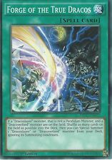 YU-GI-OH CARD: FORGE OF THE TRUE DRACOS - MP17-EN032 1ST EDITION