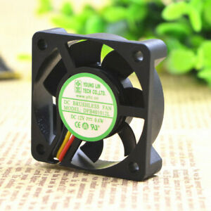 1PC YOUNG LIN 4CM 4010 DFB401012L 12V 0.6W Double Ball Ultra Silent Cooling Fan