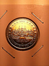 2 EURO ALLEMAGNE 2007 ATELIER F COMMEMORATIVE