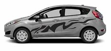 Fiesta Hatchback 3M Vinyl Sticker Graphic Decals Stripe 2015 Ford