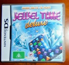 Nintendo Ds Game ~ Jewel Time Deluxe ~ Complete ~ Near new!