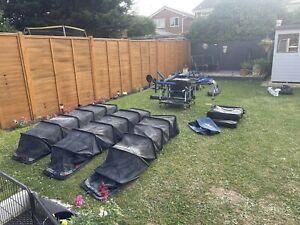 Preston Innovations Complete Match Fishing Set Up