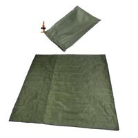 Waterproof Ground Sheet Mat Camping Hiking Picnic Tent Sleeping Pad Beach Tarp