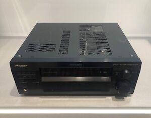 Pioneer VSX-D712-K 5.1 Ch AV Receiver, A, B, A+B Speaker Outputs & Built-In DAC.