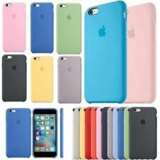 Genuine Original Soft Silicone Case For Apple iPhone 6S & 6 / 7 / 8 Plus Cover