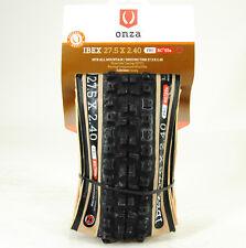 Onza Ibex K Mountain Bike Tire 27.5 (650b) x 2.4 - Tan/Skinwall