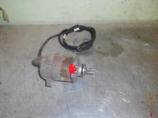 honda  pantheon  125   starter  motor  (2  stroke )
