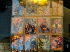 1995 Marvel Masterpieces Emotion 30 Card Lot