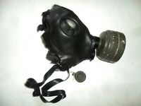 Idf Zahal NBC Gas Mask with Filter. Israeli Israel. USED - FOR DISPLAY ONLY !!!!
