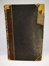 1873 The Pioneers by James Fenimore Cooper - Hard Back