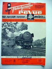 FLEISCHMANN REVUE 4/1967 - TRAINS CIRCUITS ROUTIERS
