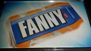 FANNY FRIDGE MAGNET SCOTTISH NOVELTY MAGNET IRN BRU SCOTLAND