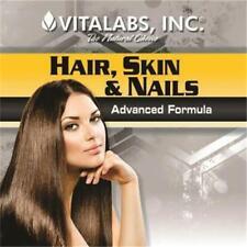 Crecimiento Cabello Piel Uñas Pastillas más fuerte cabello volumen saludable Piel Joven Arrugas