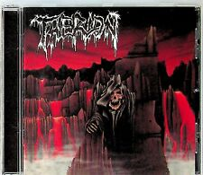 Therion – Of Darkness CD (2018 Remastered) Death Metal 1991 Messiah/Carbonized