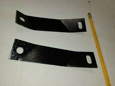 1966 1967 Ford  Fairlane fender brackets