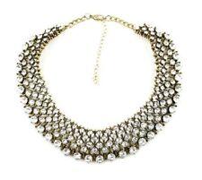 Princess Crystal Alloy Costume Necklaces & Pendants