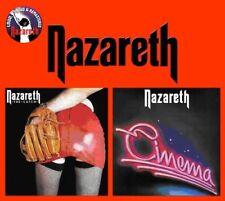 Nazareth - Catch / Cinema [New CD] UK - Import