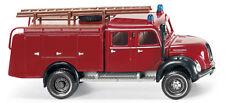 Wiking 086338 - 1/87 Feuerwehr - TLF 16 (Magirus) - Neu