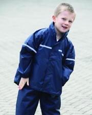 Manteaux, vestes et tenues de neige noires en polyester pour garçon de 2 à 16 ans Printemps
