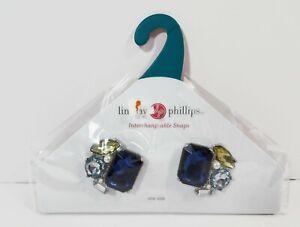 Lindsay Phillips Snaps Shoe Jewelry IZZY Switchflops