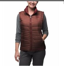 a2dcdf78194c The North Face Women s Mossbud Swirl Vest Seq Red Size L  99 New
