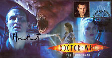 Doctor Who Signed Stamp Cover The Long Game ANNA MAXWELL MARTIN