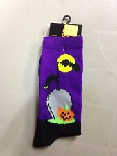Halloween Sock  Size 4 - 10 Cute (S-21)