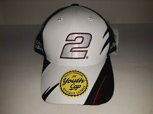 Brad Keselowski # 2 Nascar Jagged Youth Hat