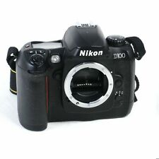 ^ Nikon D100 6.1mp DSLR Camera Body [AS-IS]